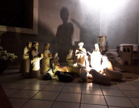 Figury do szopki. Kościół Monastycznych Wspólnot Jerozolimskich