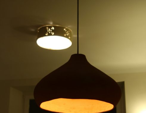 ceramiczne lampy do kuchni